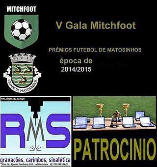 PRÉMIOS MITCHFOOT 2014/2015