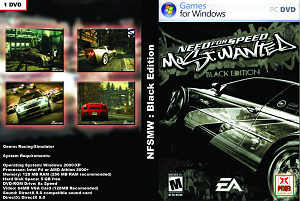 Download Need For Speed Most Wanted Black Edition PC Full Version