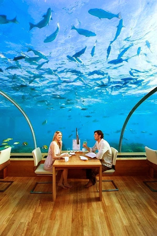 10 amazing hotels to visit for Hotel conrad maldives rangali island resort