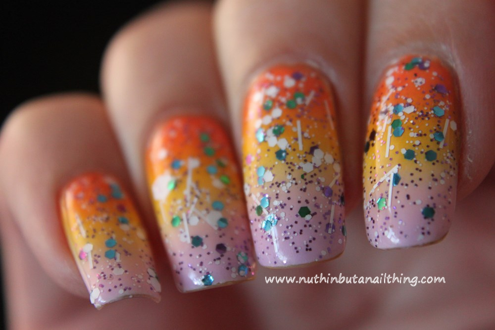 Maybelline Color Show - Street Artist Top Coat - White Splatter
