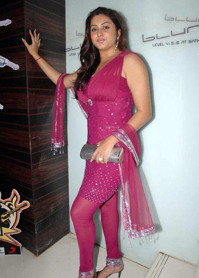 Bollybreak › Namitha In Hot Churidar Suit