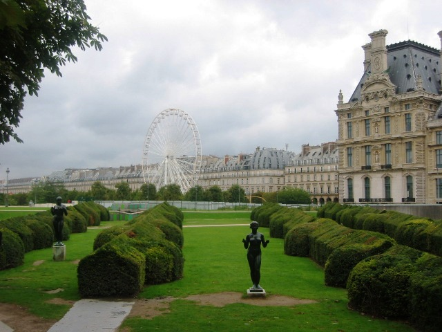 Travel facts about the breathtaking paris france for Jardin des tuileries