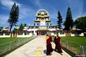 Buddhist Monasteries Tour