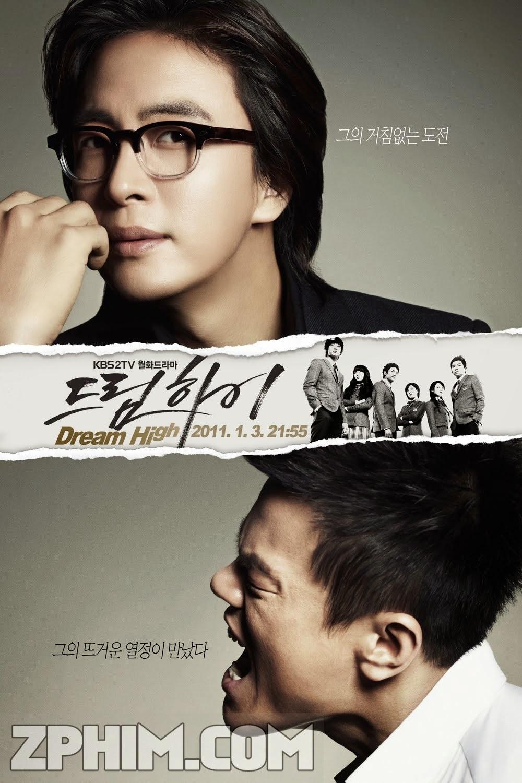 Bay Cao Ước Mơ 1 - Dream High 1 (2011) Poster