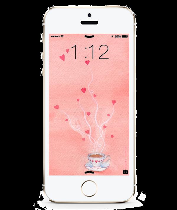 February 2015 Downloadable mobile Calendar © Ashley P. Halsey