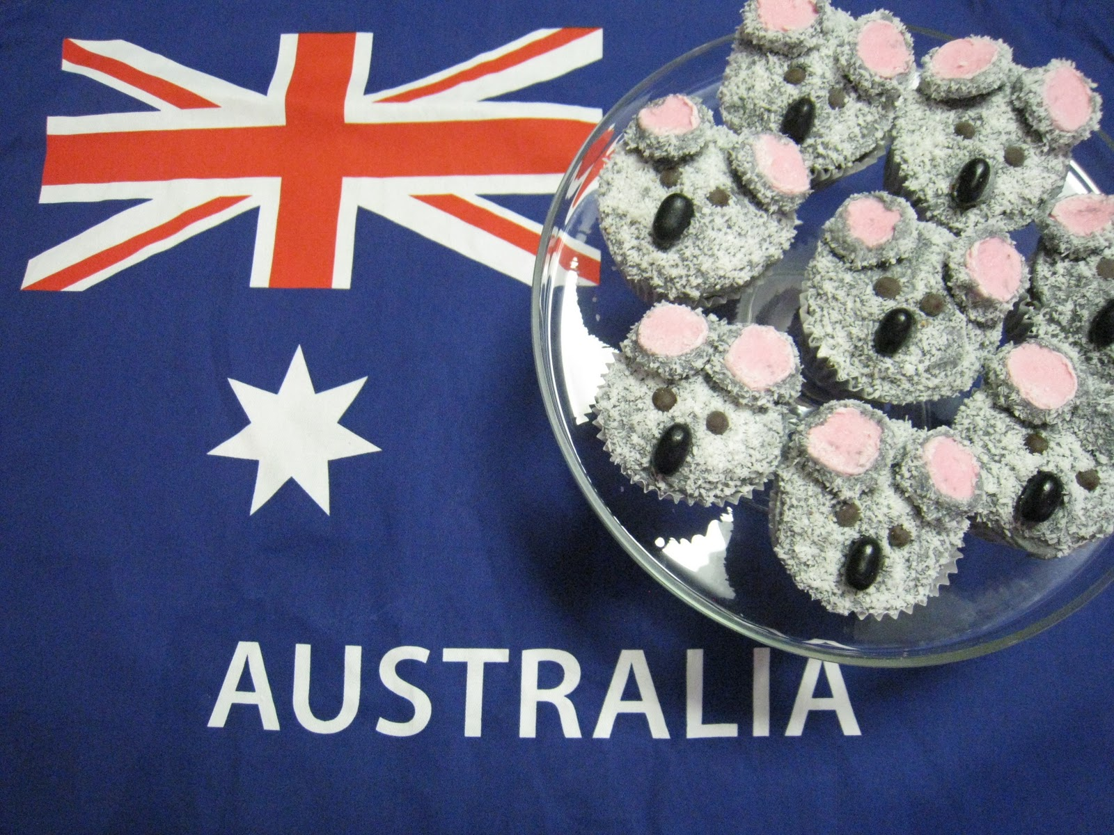 Something i whipped up happy australia day for Australia day decoration