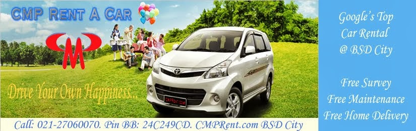 CMPRent.com. BSD Car Rental (270 600 70)