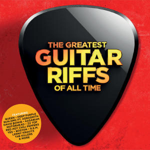 VA – The Greatest Guitar Riffs of All Time 2012