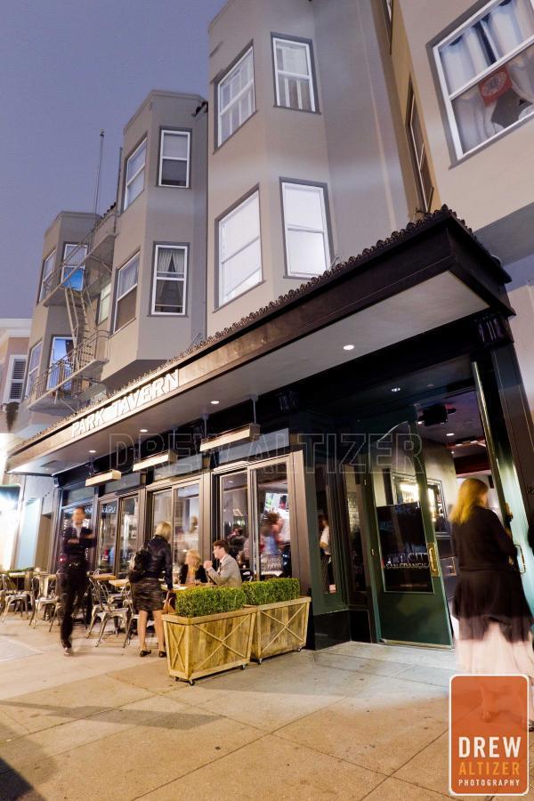 Park Tavern Cafe San Francisco