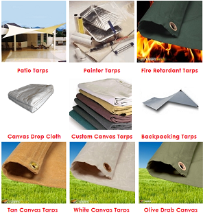 Canvas Tarpaulins: The Multipurpose Safeguard