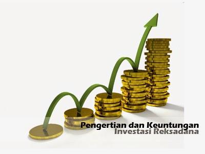 pengertian dan kuntungan investasi reksadana