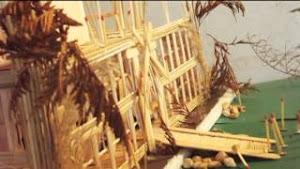 O Filme em Stop Motion, confiram: PALITORS - A GUERRA DOS PALITOS