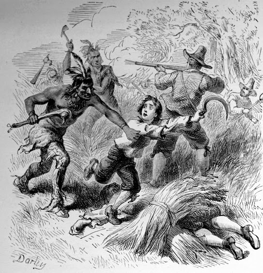 a history of the king philips confrontation with the indians King philip's war, also called great narragansett war, (1675-76), in british american colonial history, war that pitted native americans against english settlers and their indian allies that was one of the bloodiest conflicts (per capita) in us history.