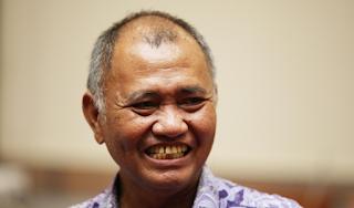 Biodata Lengkap Agus Rahardjo Ketua KPK Periode 2015 - 2019