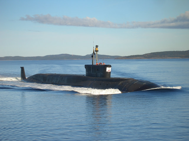 Borey-Class SSBN