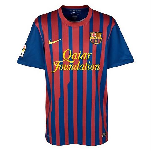 camiseta FC Barcelona 2012 2011