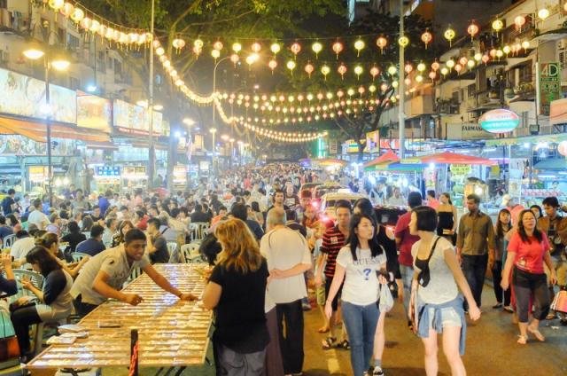 Food Street Kuala Lumpur