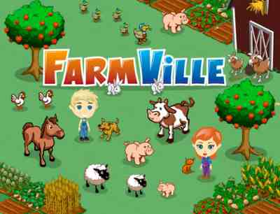 Top 10 Social Gaming Applications for Facebook - Farmville