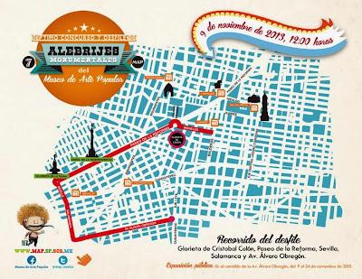 7mo. Desfile de Alebrijes Monumentales #DesfileAlebrijes