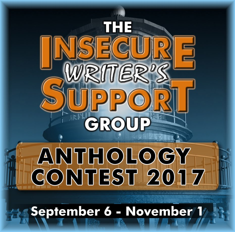 Annual IWSG Anthology Contest