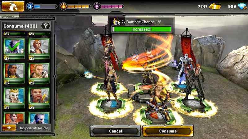 Heroes of Dragon Age v4.0.0 Apk for Android