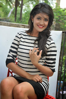 Actress Krupal Latest  Pictures in Short Dress  004
