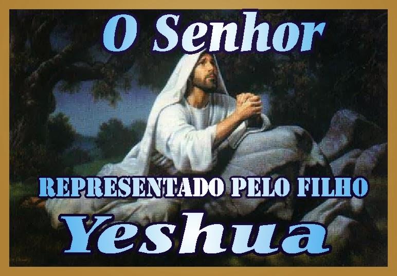 Jesus Cristo Yeshua Nosso Salvador