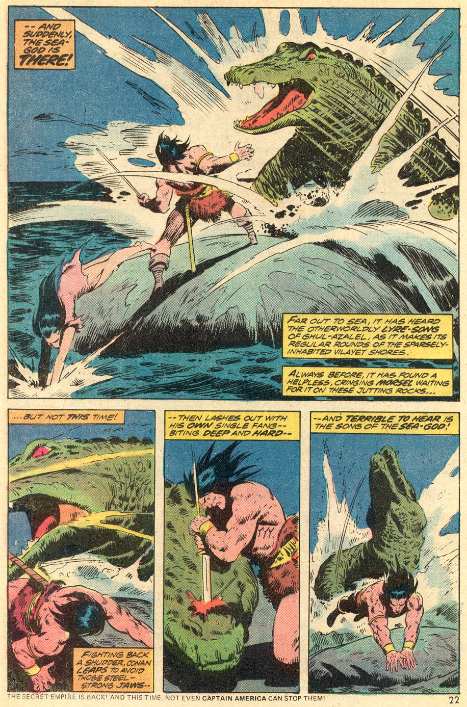 Conan the Barbarian (1970) Issue #39 #51 - English 14