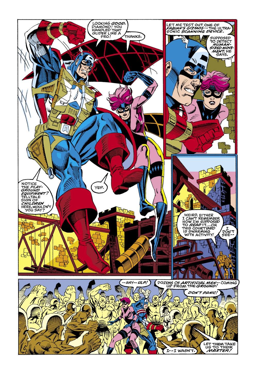 Captain America (1968) Issue #431 #381 - English 21
