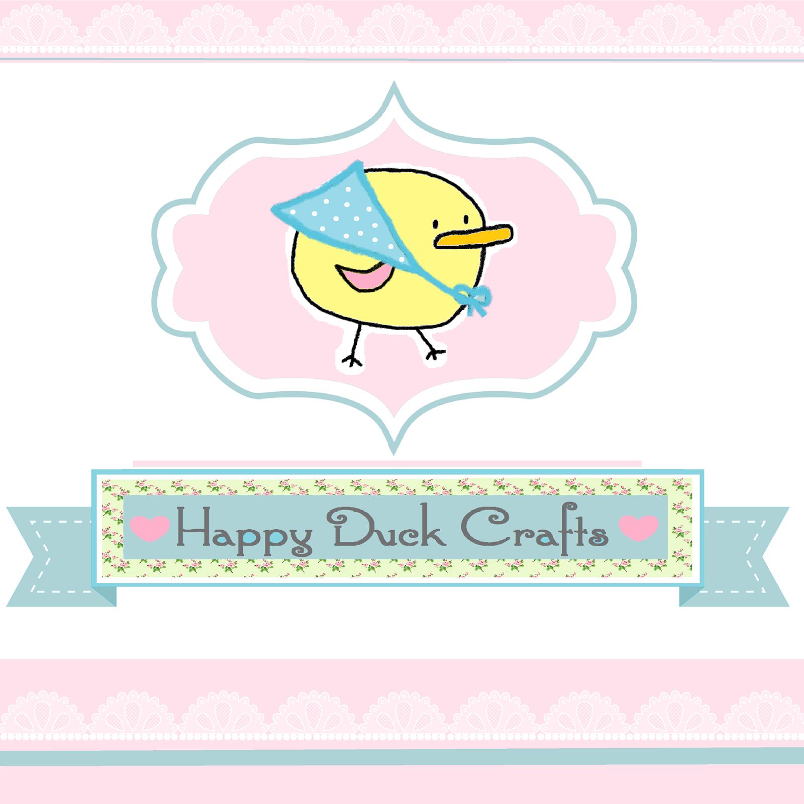 Happy Duck Crafts