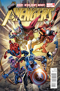 The Point One Initiative marches on with The Avengers #12.1. (avengers )