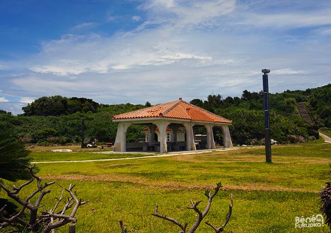 Village d'Ôgamijima, Okinawa