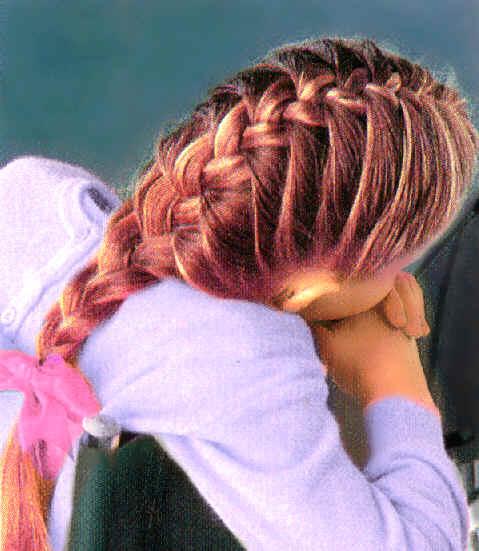 5 styles de cheveux fashion is my religion - Tresse queue de poisson ...