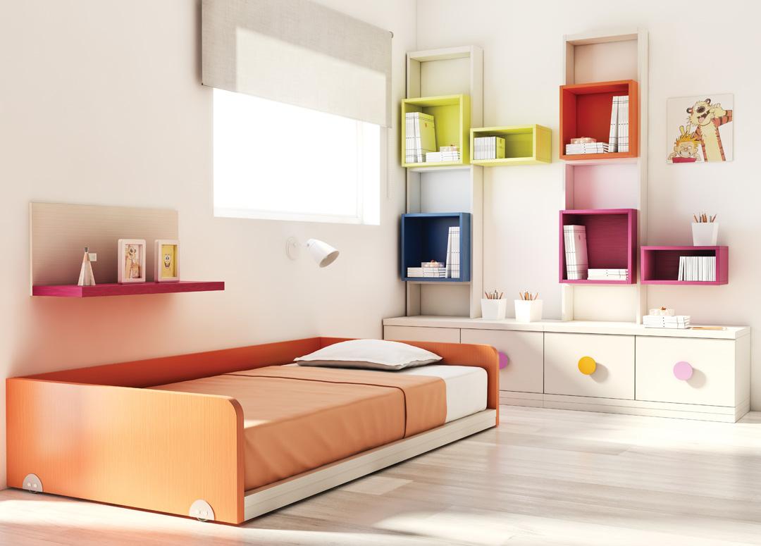 Muebles ros muebles ros en colonia 2011 camas bajas y for Pegatinas infantiles para muebles