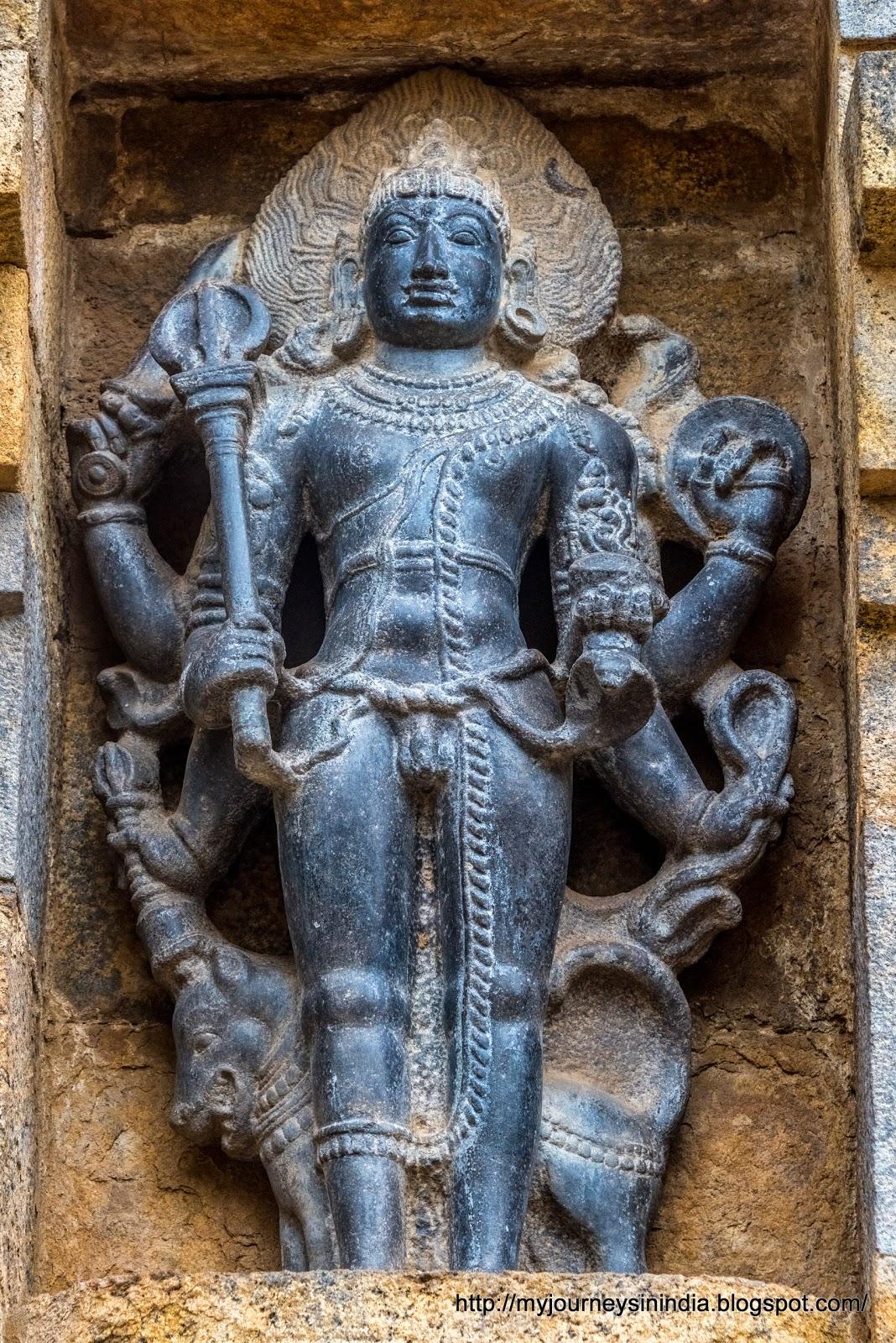 Darasuram Kalabhairava
