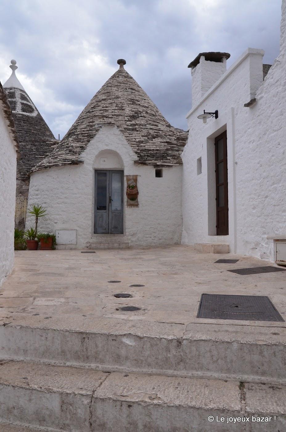 Italie - Les Pouilles  - Alberobello