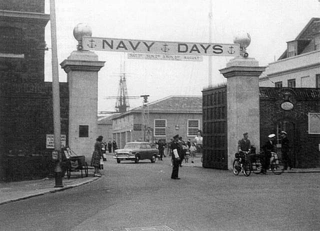 Remember Navy Days