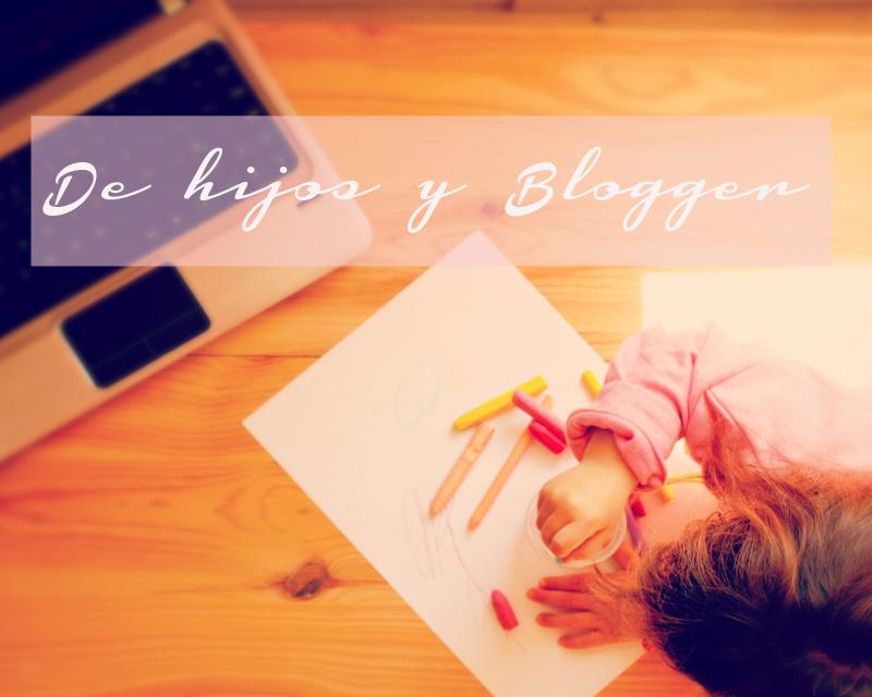 Como encontrar el equilibrio familiar y bloguero
