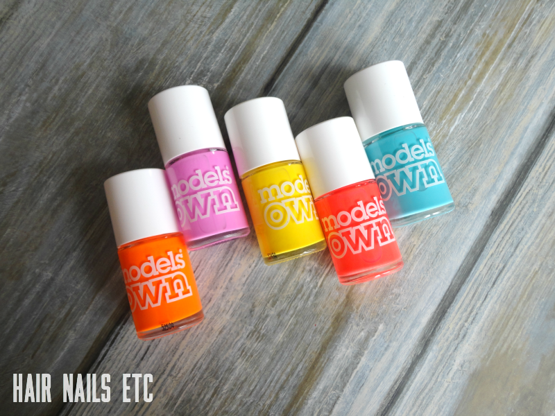 Models Own - Polish for Tans 2 Collection Summer 2015 - Swatches and Review - www.hairnailsetc.com