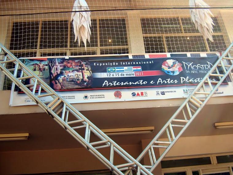 XIV Mostra da Arte Missioneira