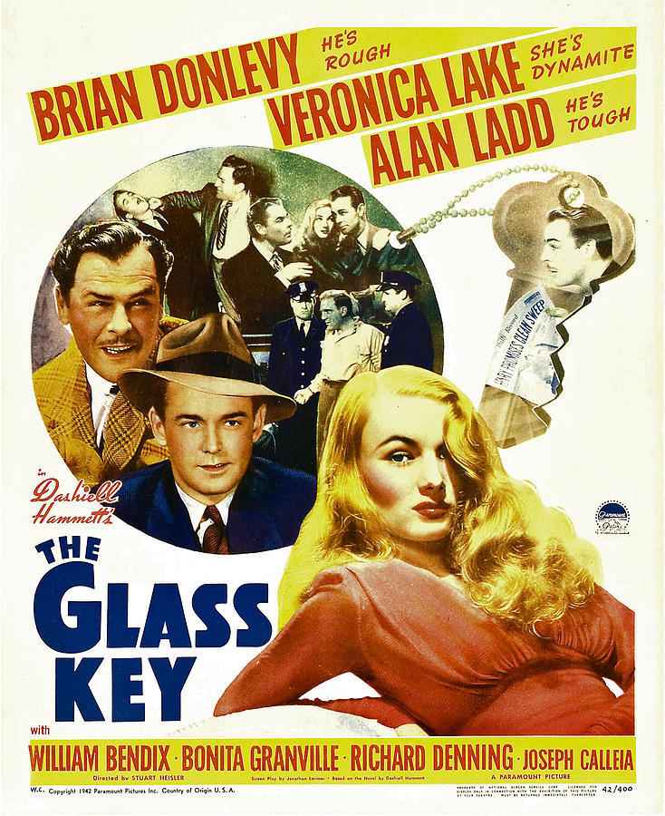 laura s miscellaneous musings tonight s movie the glass key 1942