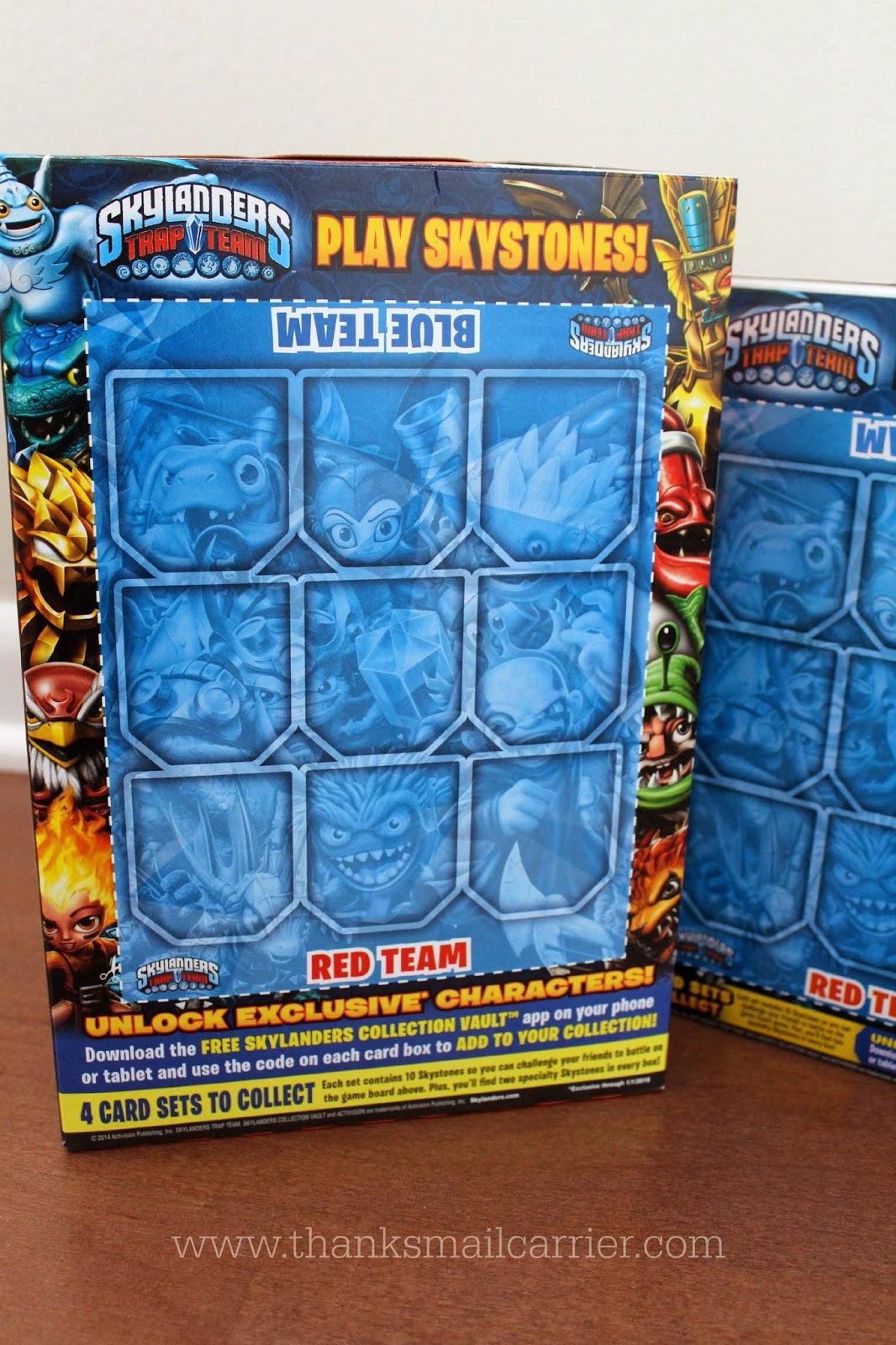 Skylanders Skystones game board