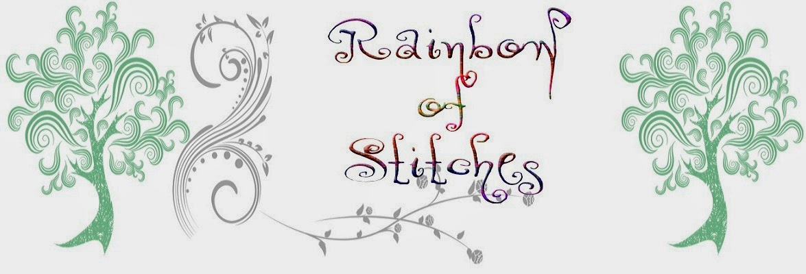 Rainbow of Stitches