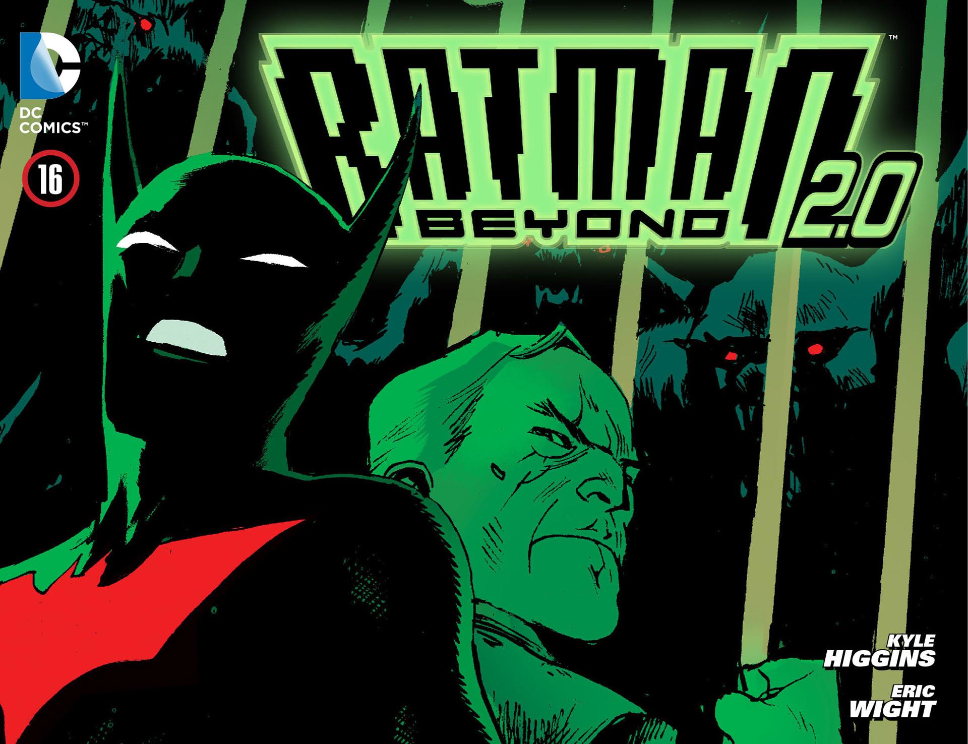 Batman Beyond 2.0 #16 #25 - English 1