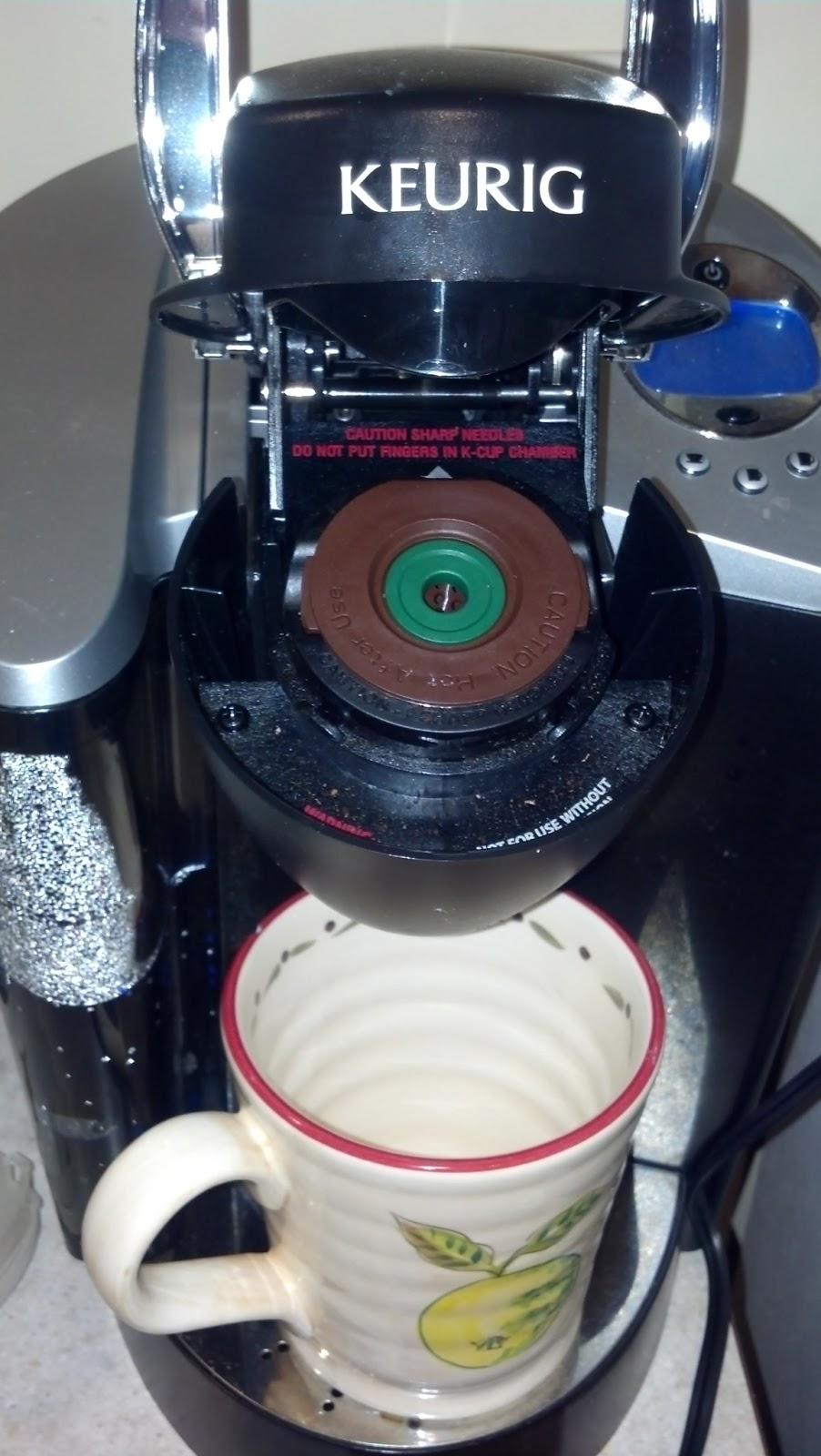 Keurig Coffee Maker Descaling With Vinegar : How To Descale Keurig