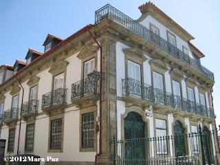 Antigo Clube Ingles no Porto