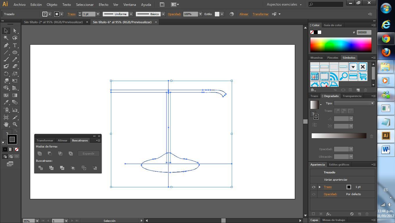 H d dise o grafico for Mesa diseno grafico