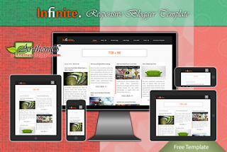 Infinite Responsive Gallery Blogger Template