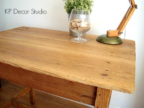 Comprar mesa antigua de madera para hogar