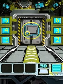 100 Doors Aliens Space Level 50 Solve